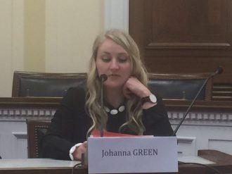 UNPO_congressional briefing_Johanna Green