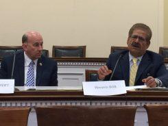 UNPO_congressional briefing_Louie Gohmert_Dr Hussain Bor