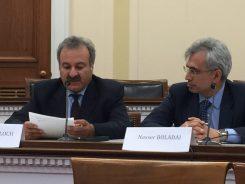UNPO_congressional briefing_Waheed Baloch_Nasser Boladai