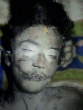 Martrys of Mehi Mutilated bodies 30 June 2015 2