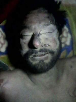 safar khan dead body