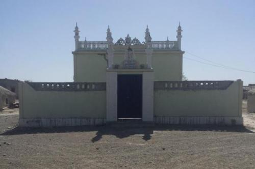 "Places of worship of Zikri Baloch called ""Zikir Khana"""