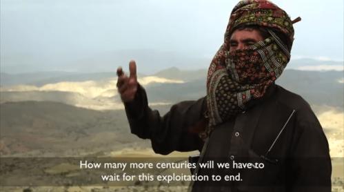 Balochistan Asia's Blackhole