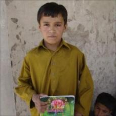 baloch child