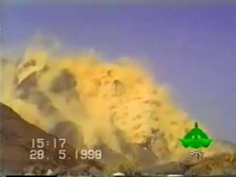 nuclear blast chagi