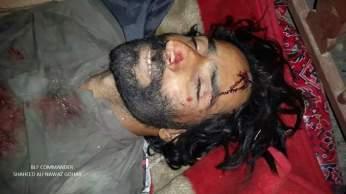 Shaheed Ali Nawaz Gohar Khan 10