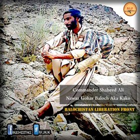 Shaheed Ali Nawaz Gohar Khan 7