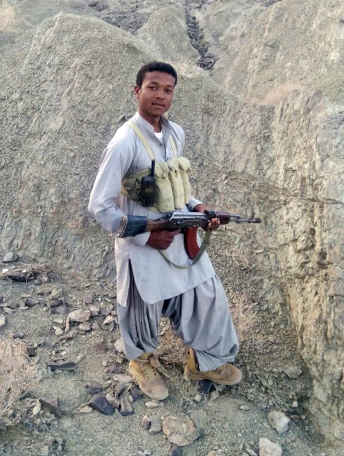 Waris Baloch 8