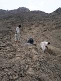 Mass grave Panjgur 1