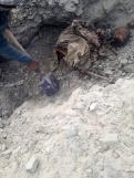 Mass grave Panjgur 4